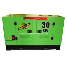 Soundproof Type 30kw Diesel Generator Set with Ricardo Engine